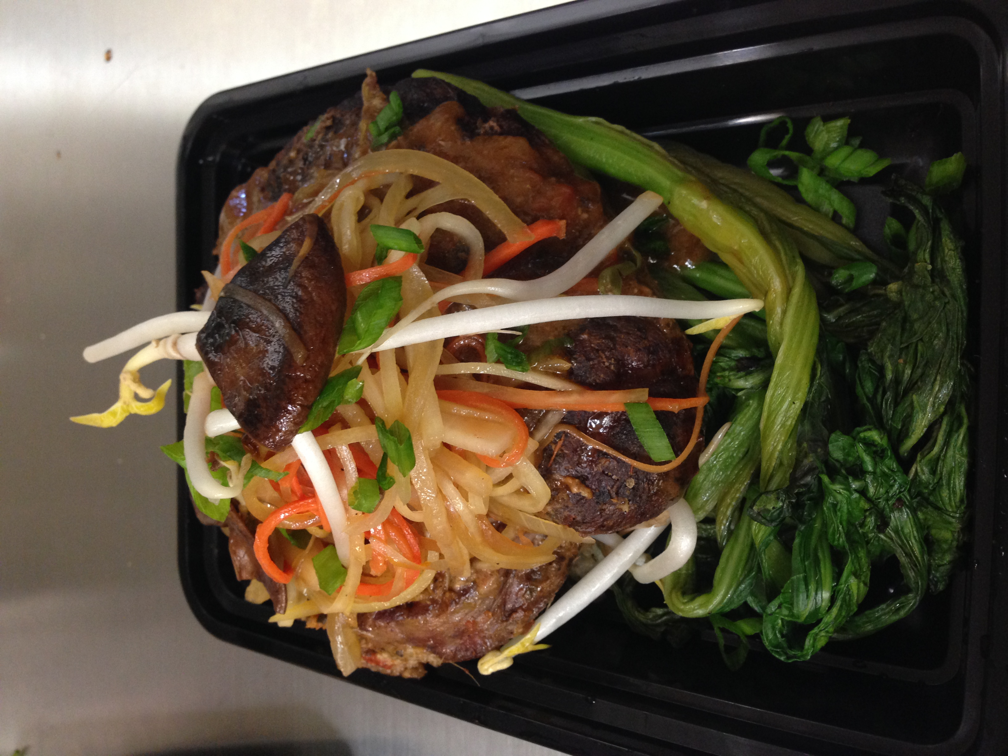 Szechuan Steak